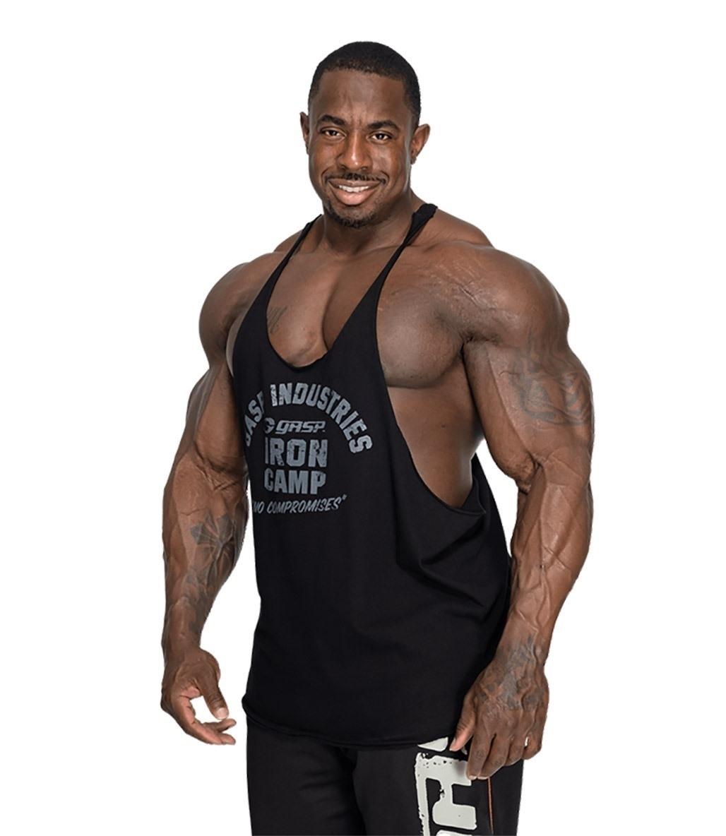GASP Stringer Atlet Siyah
