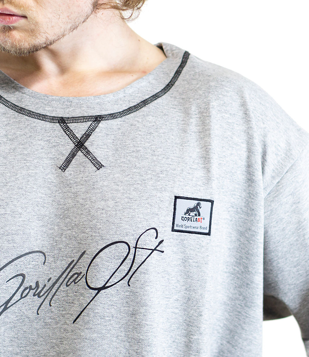 Gorillast Ant T-Shirt Gri