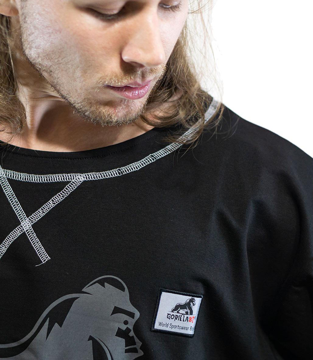 Gorillast Ant T-Shirt Siyah