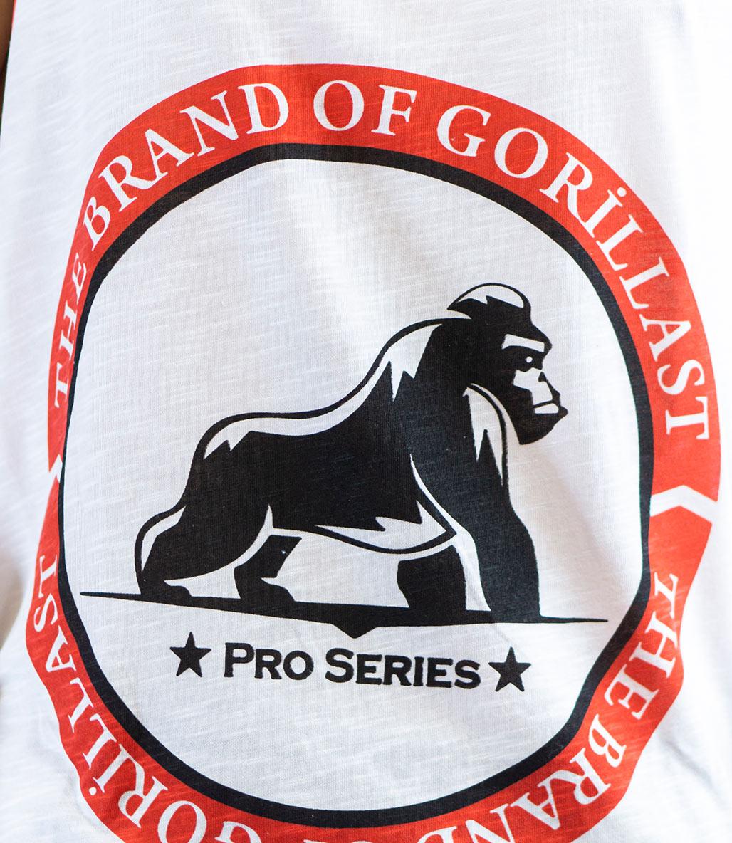 Gorillast Gr Atlet Beyaz