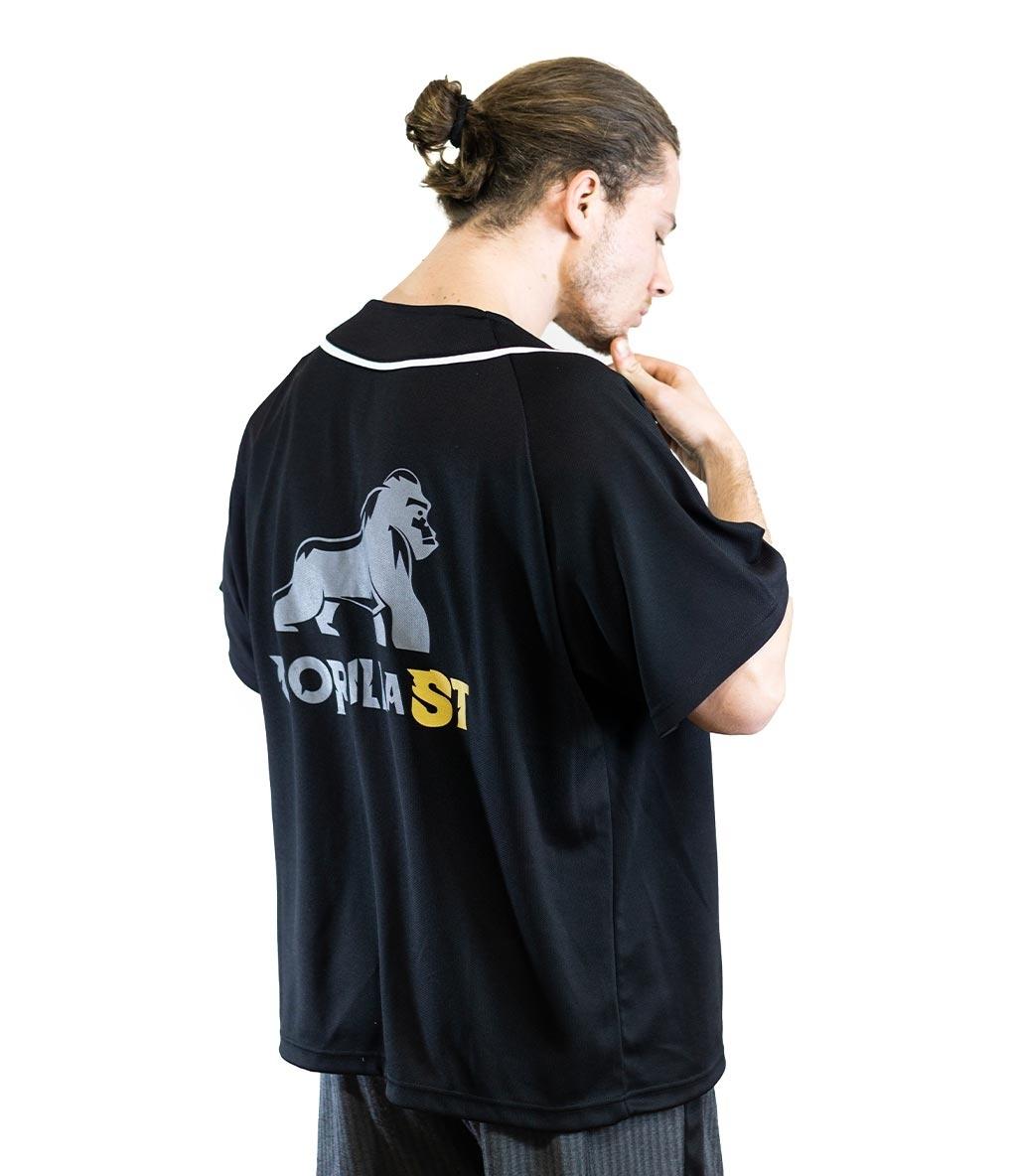 Gorillast Gr Gömlek Siyah