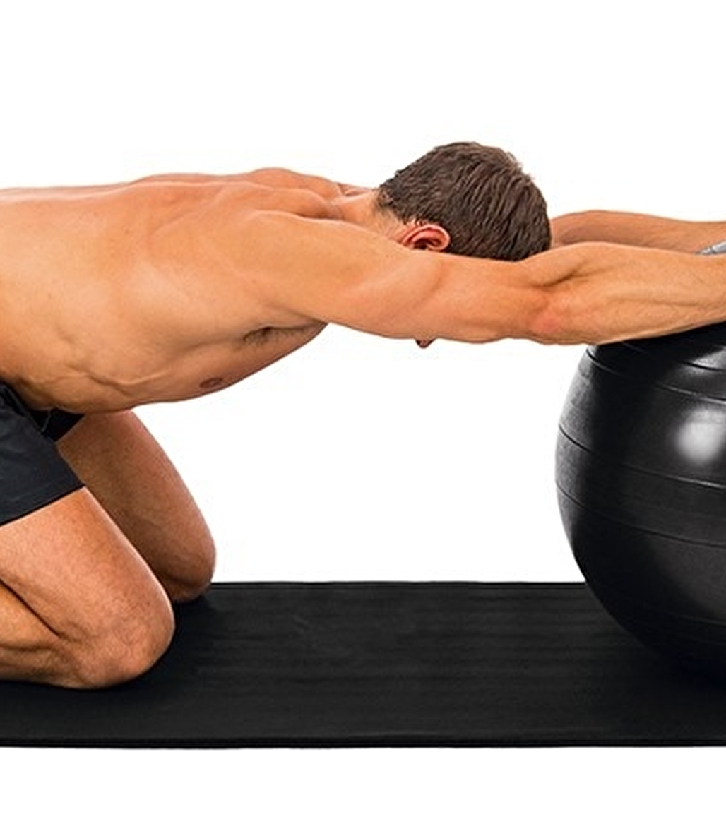 Iron Gym Exercise Ball 55 Cm Pilates Topu