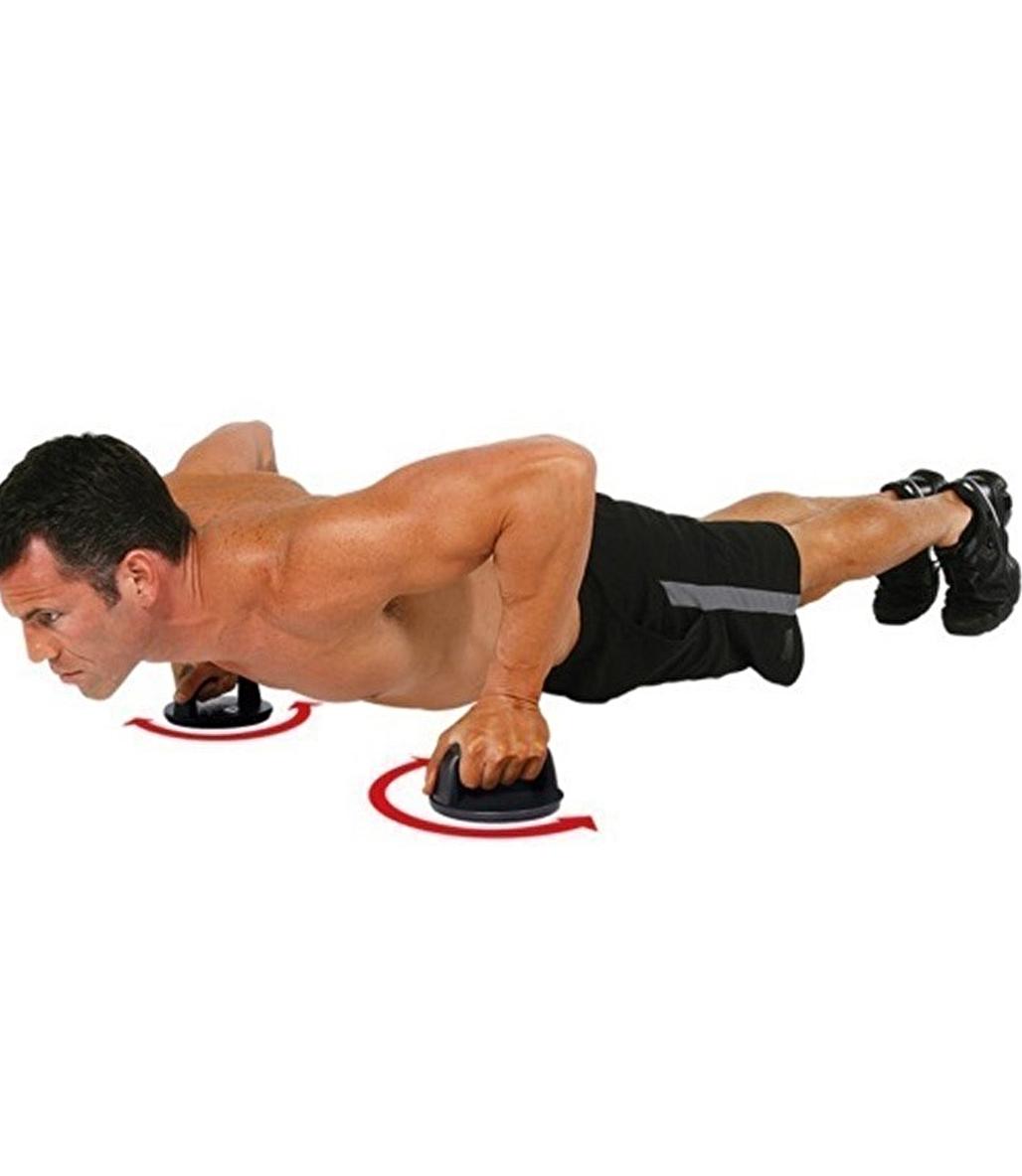 Iron Gym Push Up Pro Rotating Şınav Aleti