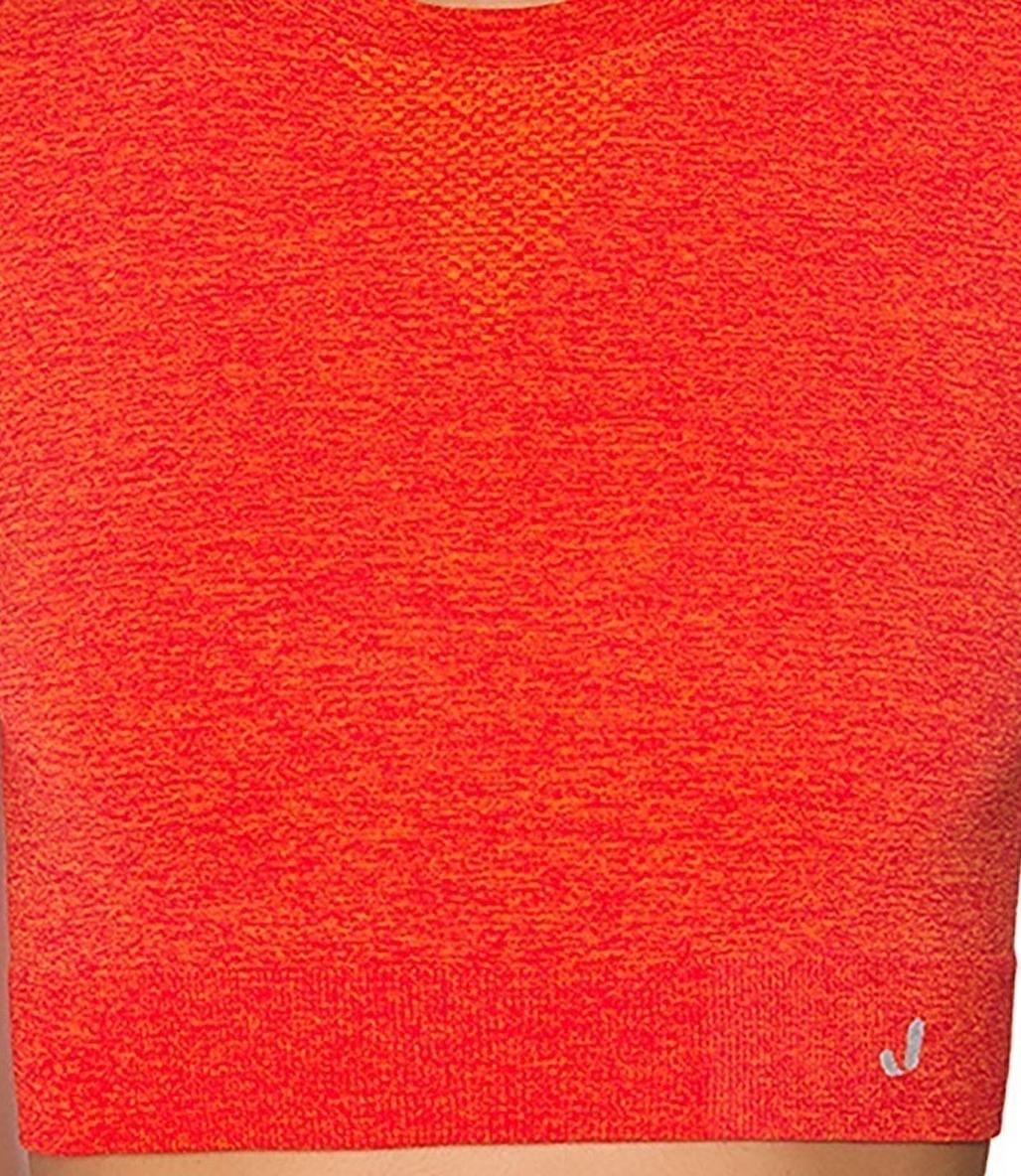 Jerf Captiva Crop Top Kırmızı
