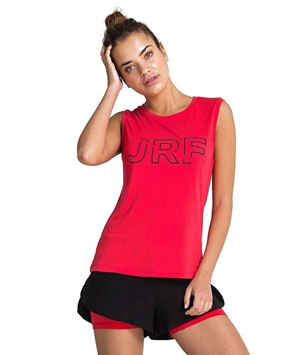 Jerf Cusco Atlet Kırmızı