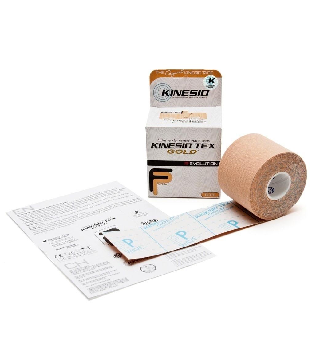 Kinesio Tape Tex Gold 5 cm X 5 m Ağrı Bandı Ten
