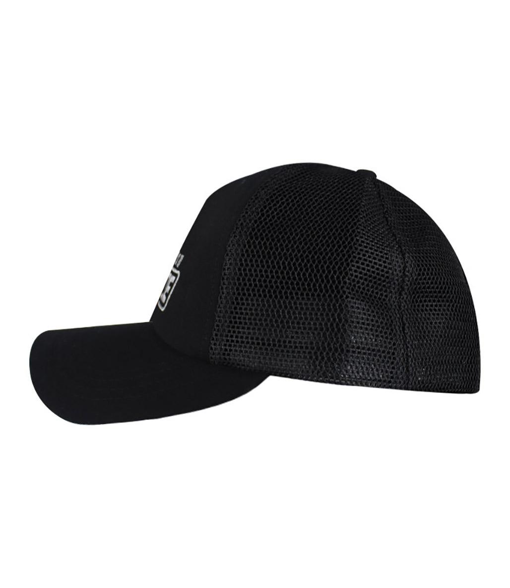 Kingsize Fileli Şapka Siyah