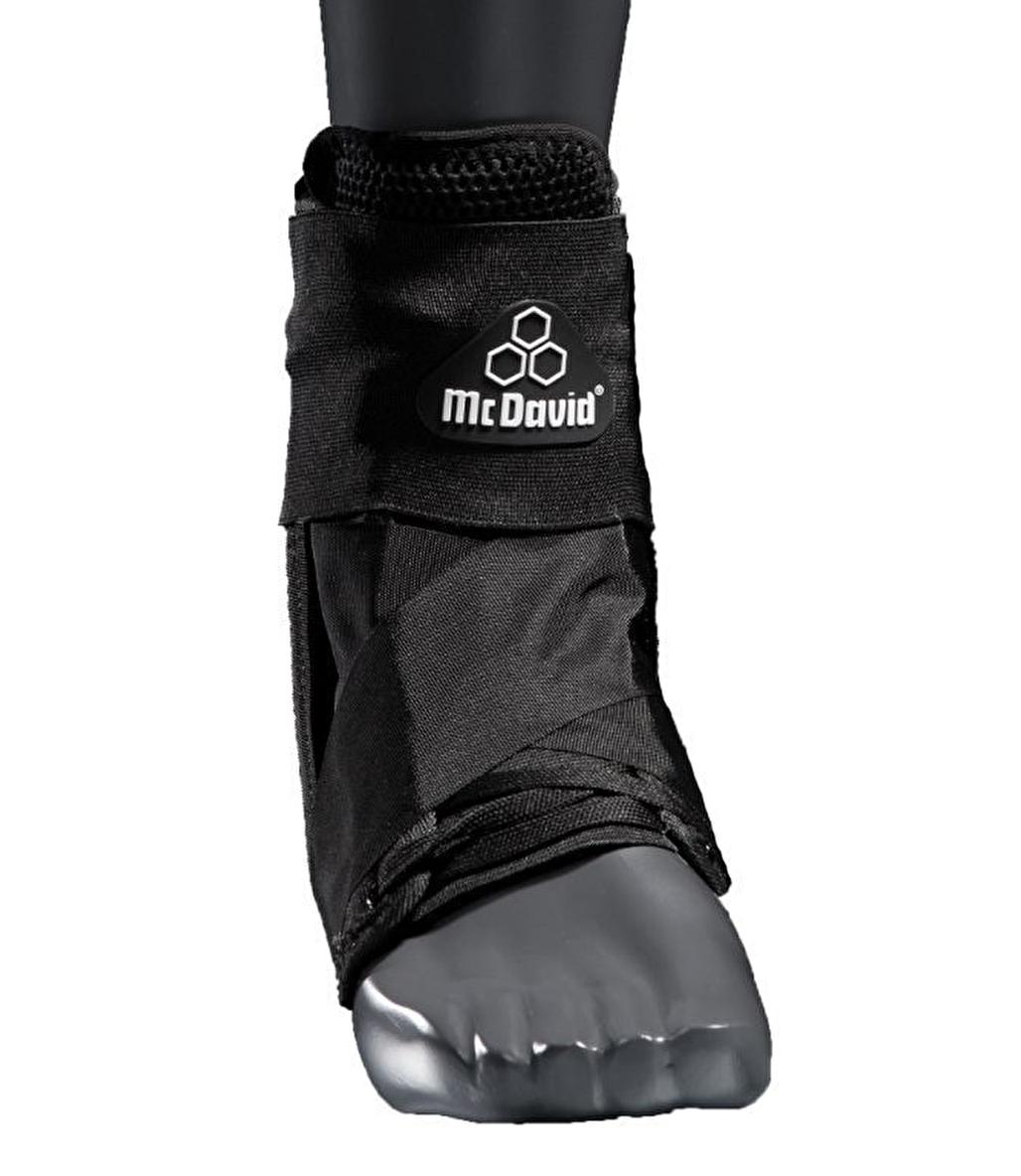 MC David Ultralite Ankle Özel Ayak Bileği Desteği Siyah