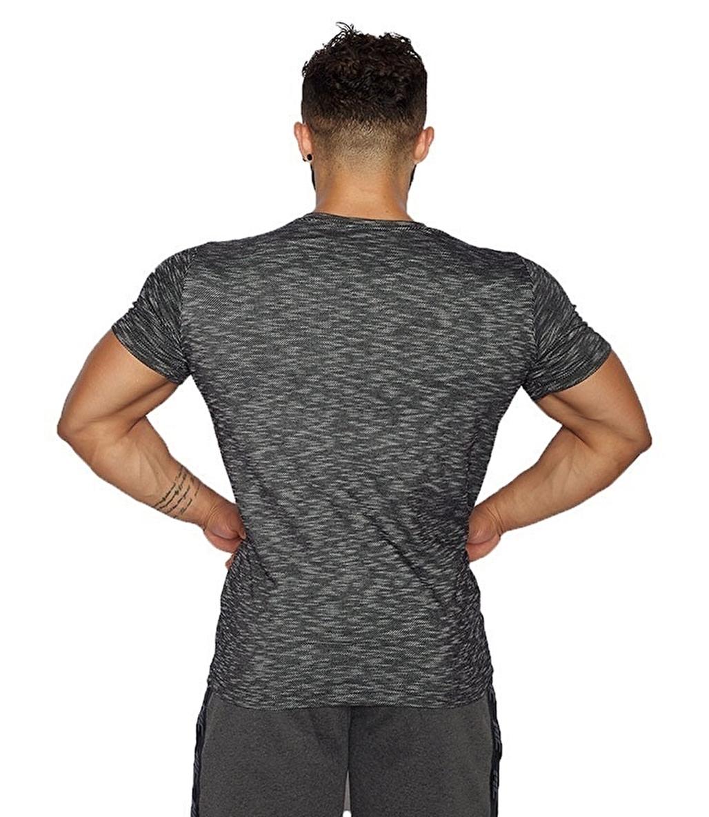 MuscleCloth Pro T-Shirt Siyah