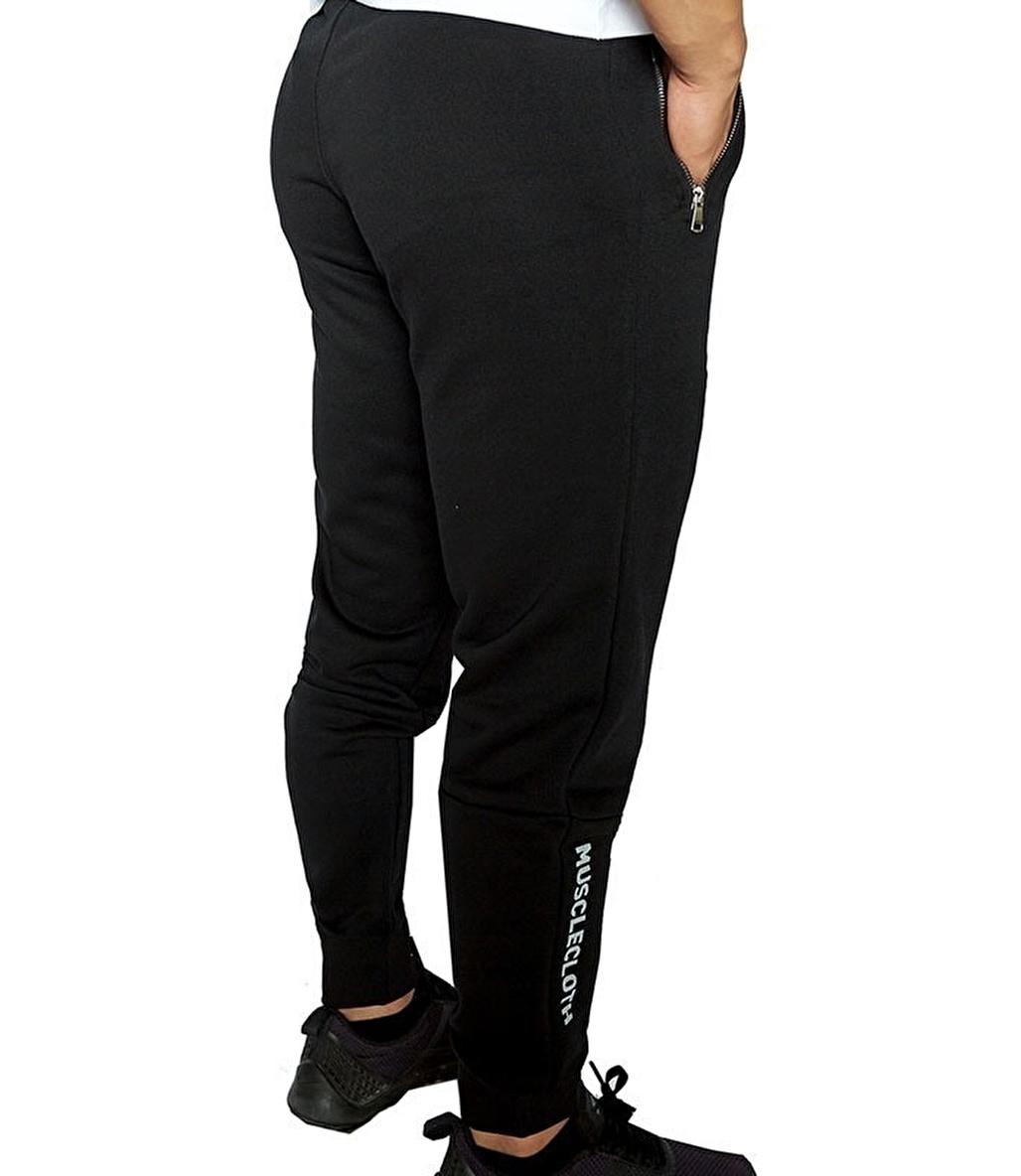 MuscleCloth Training Eşofman Altı Siyah