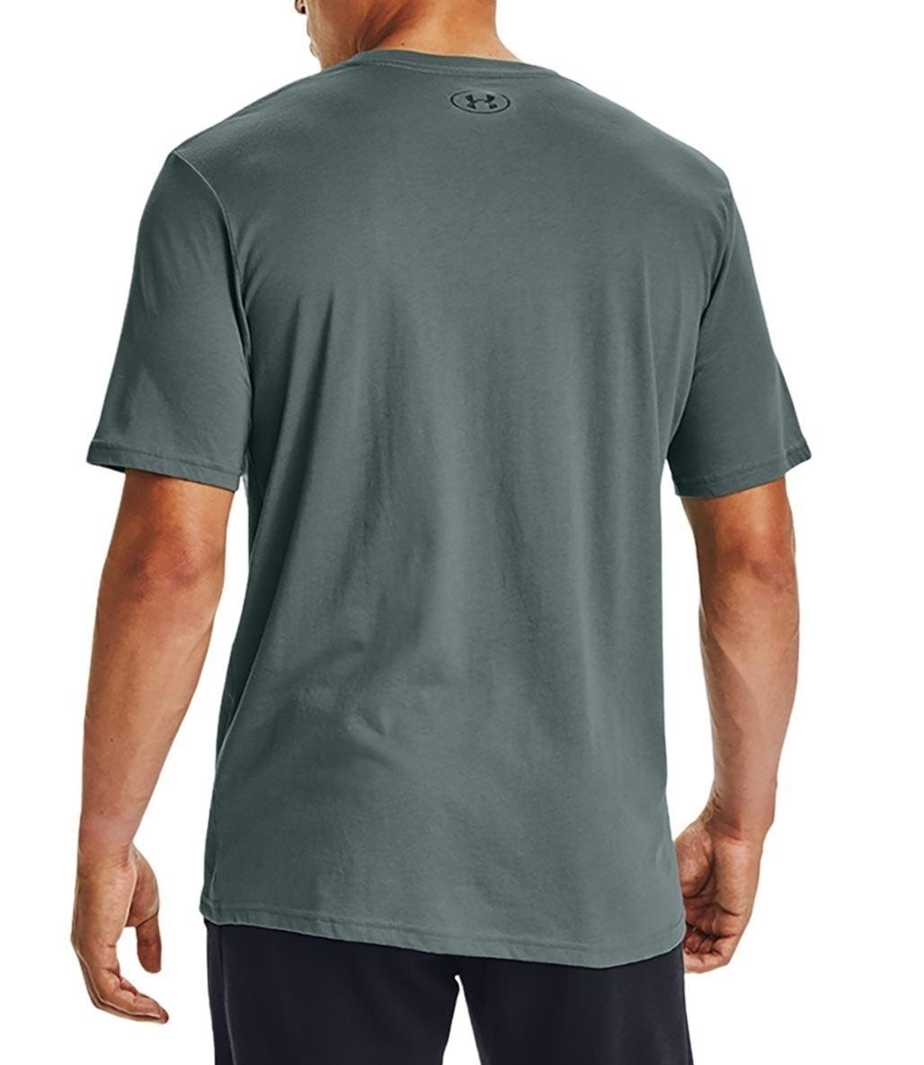 Under Armour Always Under Armour T-Shirt Mavi Sarı