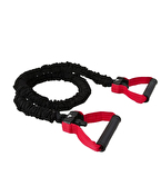 Adidas Egzersiz Tübülü Direnç Lastiği Seviye 1 Kırmızı Siyah