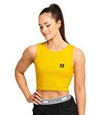 Better Bodies Astoria Laced Tank Atlet Sarı