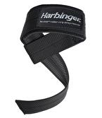 Harbinger Grip Padded Lifting Straps Siyah