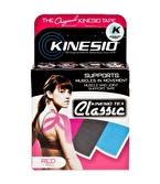 Kinesio Tape Tex Classic 5 cm X 4 m Ağrı Bandı Kırmızı