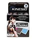 Kinesio Tape Tex Classic 5 cm X 4 m Ağrı Bandı Siyah