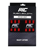 Musclecloth Pro Knee Wraps Diz Bandajı 2'Li Paket