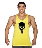 Supplementler Skull Fitness Atleti Sarı