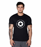 Supplementler Star T-Shirt Siyah