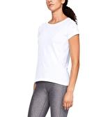 Under Armour HeatGear Armour T-Shirt Beyaz
