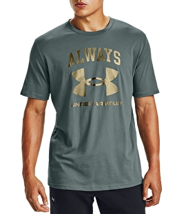 Under Armour Always Under Armour T-Shirt Mavi Sarı