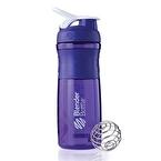 Blender Bottle Sportmixer Mor Beyaz 760 ml