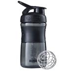 Blender Bottle Sportmixer Siyah Siyah 500 ml