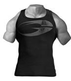 GASP Original Ribbed Tank Atlet Siyah