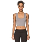 Jerf Linden Crop Top Gri