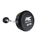 MuscleCloth Z Barbell 20 Kilo