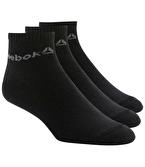 Reebok Active Core Çorap 3'lü Paket Siyah
