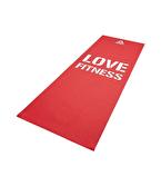Reebok Yoga Minderi 4 Mm Kırmızı