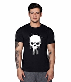 Supplementler Skull T-Shirt Siyah