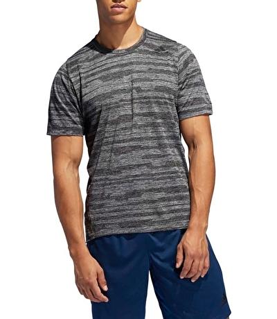 Adidas Freelift Engineered Heather T-Shirt Siyah