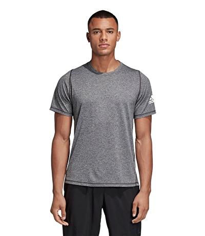 Adidas Freelift Sport Ultimate Kırçıllı T-Shirt Siyah