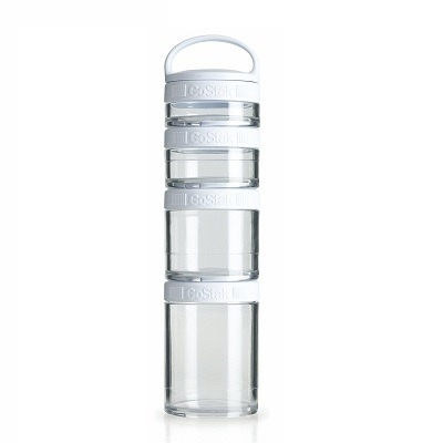 Blender Bottle Go Stak Beyaz 350 ml