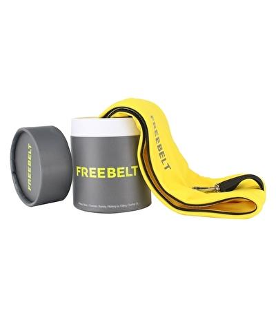 Freebelt Koşu Ve Fitness Bel Kemeri Sarı