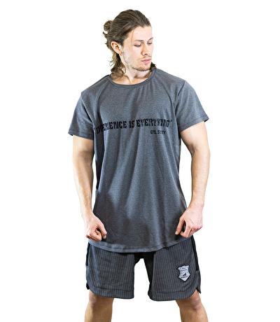 Gorillast Eie Penye T-Shirt Gri