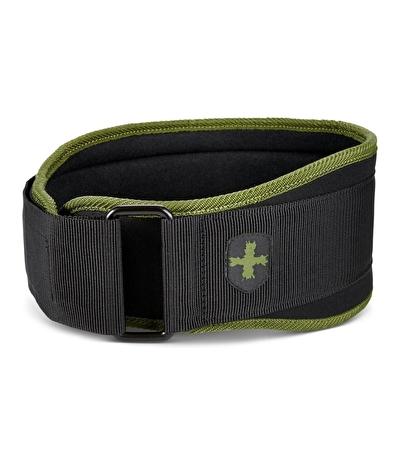 Harbinger 5 Inc Foam Core Belt Ağırlık Kemeri Yeşil