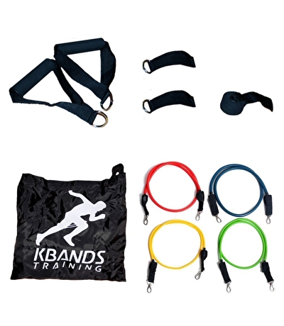 Kbands Powerbands Upper Body Evde Spor Seti