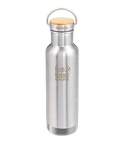 Klean Kanteen Insulated Reflect Çelik Matara 592 ml Gri