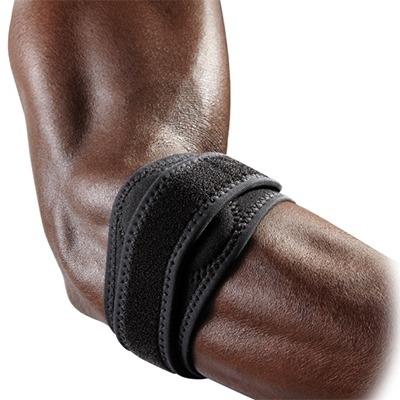 MC David Elbow Band Dual Pad Siyah