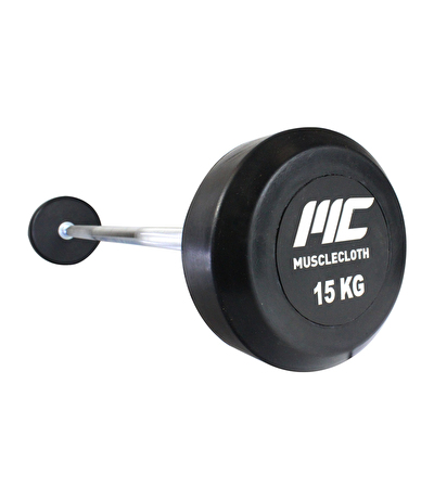 MuscleCloth Barbell 15 Kilo