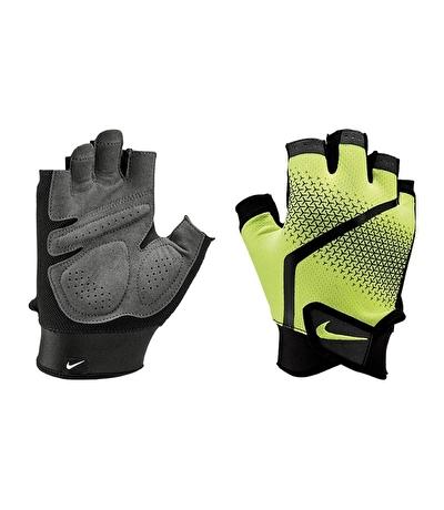 Nike Extreme Fitness Eldiveni Yeşil-Gri
