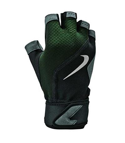Nike Premium Fitness Eldiveni Yeşil Siyah