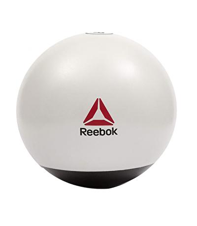 Reebok Pilates Topu 65 Cm Beyaz Gri